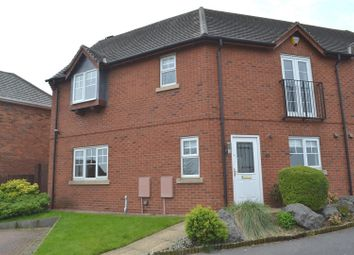 Thumbnail 3 bed semi-detached house for sale in Edward Street, Overseal, Swadlincote