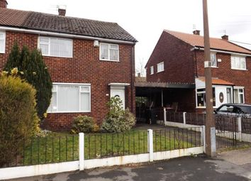 Thumbnail 3 bed semi-detached house for sale in Silverdale, Clifton, Swinton, Manchester