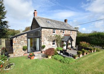 Thumbnail 6 bed detached house for sale in Lower Kents, Jacobstow, Bude