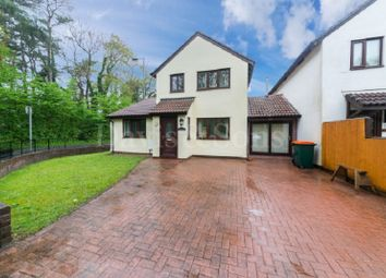 Thumbnail 3 bedroom detached house for sale in The Beeches, St. Brides, Wentlooge, Newport.