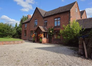Thumbnail 6 bedroom detached house for sale in Noneley, Shrewsbury