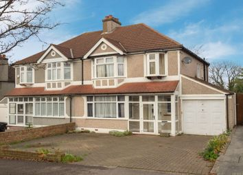 Thumbnail 3 bed semi-detached house for sale in Sussex Road, Carshalton