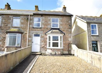Thumbnail 2 bed end terrace house for sale in Newton Road, Troon, Camborne