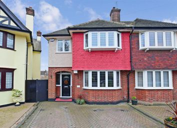 Thumbnail 3 bed semi-detached house for sale in Wellington Avenue, London
