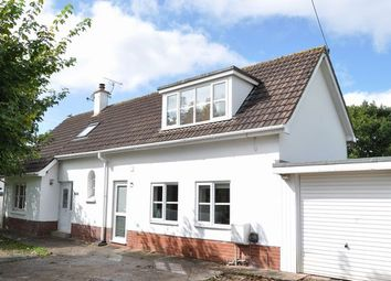 Thumbnail 3 bed detached house for sale in Silver Street, Willand, Cullompton