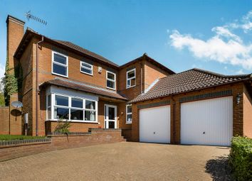 Thumbnail 4 bedroom detached house for sale in Comfrey Close, Walnut Tree, Milton Keynes