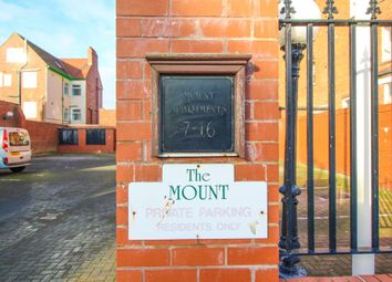 Thumbnail 2 bed flat for sale in Mount Apartments Abbotts Walk, Fleetwood