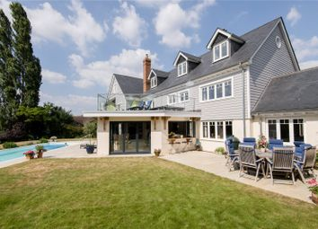 Thumbnail 6 bed detached house for sale in Hazeley Lea, Hartley Wintney, Hook
