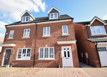 Thumbnail 3 bed semi-detached house for sale in Field Avenue, Clairville, Middlesbrough