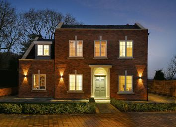 Thumbnail 5 bed detached house for sale in Main Street, Gumley, Market Harborough