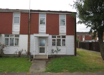 Thumbnail 3 bed end terrace house for sale in Selkirk Road, Leicester