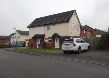 Thumbnail 2 bed semi-detached house to rent in Kerswell Drive, Solihull