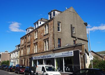 Thumbnail 2 bed flat to rent in Bath Street, Largs, North Ayrshire