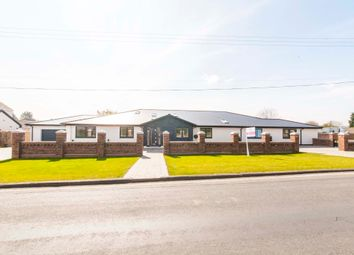 Thumbnail 4 bed detached bungalow for sale in Dalton Piercy, Hartlepool