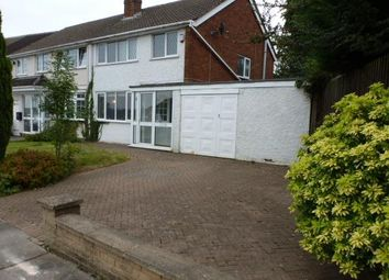 Thumbnail 3 bed semi-detached house to rent in Listowel Road, Kings Heath, Birmingham