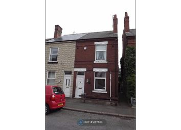 Thumbnail 2 bed semi-detached house to rent in William Street, Nottingham