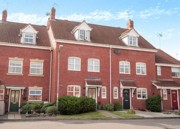 Thumbnail 3 bed town house for sale in Torres Close, Chase Meadow Square, Warwick
