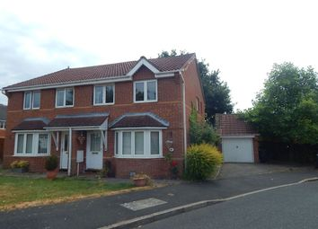 Thumbnail 3 bed semi-detached house for sale in Illey Close, Birmingham