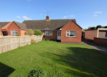 Thumbnail 2 bed semi-detached house for sale in Hawthornden Gardens, Uttoxeter