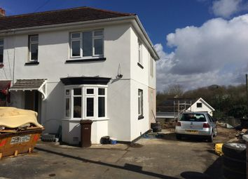 Thumbnail 4 bedroom semi-detached house for sale in Briar Road, Hartley, Plymouth