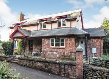 Thumbnail 4 bed detached house for sale in Tower Hill, Williton, Taunton