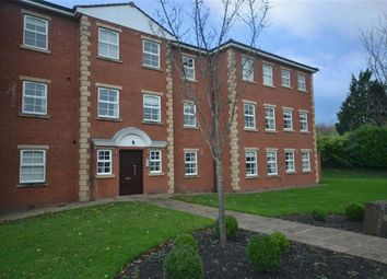 Thumbnail 2 bed flat for sale in Belfry Mansions, St Andrews Road, Brockhall Village, Lancashire