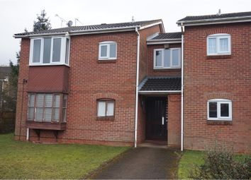 Thumbnail 1 bed flat to rent in Polperro Way, Nottingham