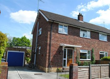 Thumbnail 3 bedroom semi-detached house for sale in Priory Road, Newbury, West Berkshire