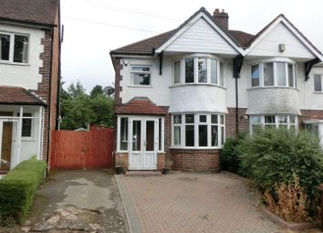 Thumbnail 3 bedroom property for sale in The Crescent, Shirley, Solihull