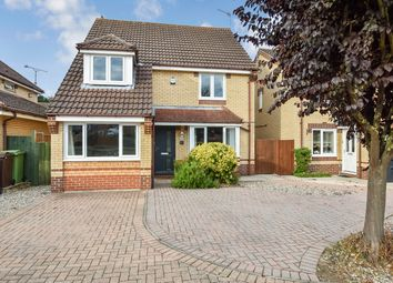 Thumbnail 4 bed detached house for sale in Mallow Road, Thetford, Norfolk
