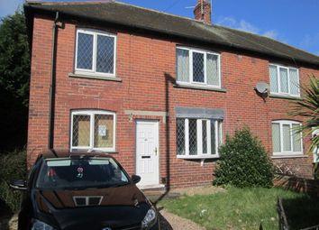 3 bed semi-detached house to rent in Shepley Street, Warmfield, Wakefield WF1