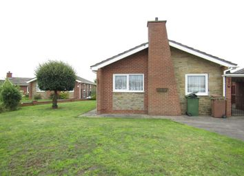 Thumbnail 3 bed detached bungalow for sale in Coniston Way, Goole