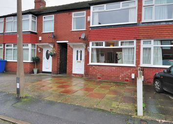 Thumbnail 3 bed terraced house to rent in Deane Avenue, Cheadle, Stockport, Cheshire