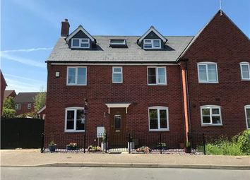 Thumbnail 4 bedroom semi-detached house for sale in Second Crossing Road, Walton Cardiff, Tewkesbury, Gloucestershire