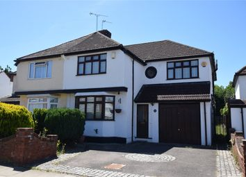 Thumbnail 4 bed semi-detached house to rent in Lynton Avenue, Orpington, Kent