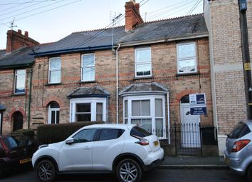 Thumbnail 2 bed terraced house to rent in Victoria Street, Barnstaple