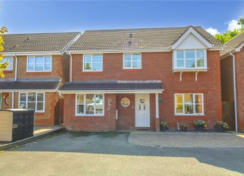 Thumbnail 4 bed detached house for sale in Glenmore Road, Swindon