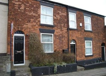 Thumbnail 2 bed terraced house to rent in Charlotte Street West, Macclesfield, Cheshire
