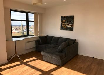 Thumbnail 2 bedroom flat to rent in Brindley House, 101 Newhall Street, Birmingham