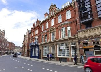 Thumbnail 1 bed flat to rent in 21 Clifford Street, York