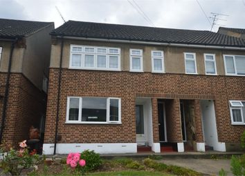 Thumbnail 2 bed flat to rent in Ethelburga Road, Romford, Essex