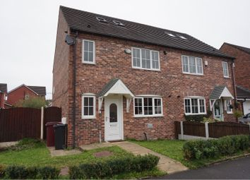 Thumbnail 3 bed semi-detached house for sale in Laurel Avenue, Darcy Lever, Bolton