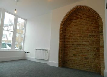 Thumbnail 2 bed flat to rent in High Street, Flat 2, Margate