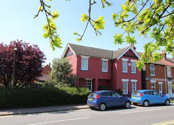 Thumbnail 4 bed detached house for sale in Fitzgerald Road, Bramford, Ipswich, Suffolk