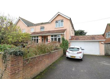 Thumbnail 3 bed semi-detached house for sale in Church Road, Polegate, East Sussex