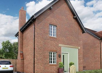Thumbnail 2 bed detached house for sale in Moira, Leicestershire