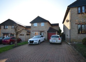 Thumbnail 4 bed detached house for sale in Codlin Close, Little Billing, Northampton