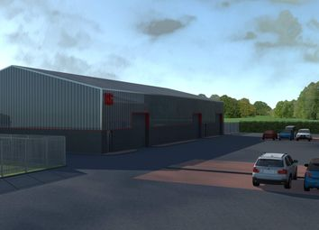 Thumbnail Light industrial for sale in Lochend Industrial Estate, Queen Anne Drive, Ratho Station, Newbridge