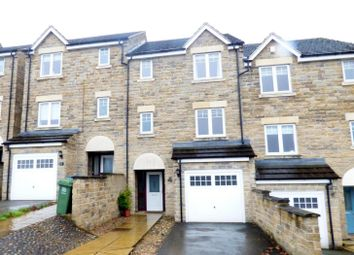 Thumbnail 4 bed town house for sale in Quarry Bank, Mansfield
