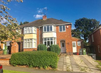 Thumbnail 3 bed semi-detached house for sale in George Road, Warwick